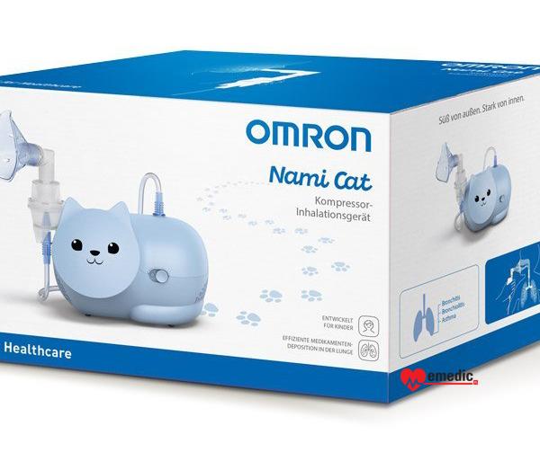 OMRON Nami Cat - inhalator dla dzieci